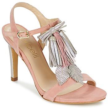 Schuhe Damen Sandalen / Sandaletten Fericelli PATIERNA Rose
