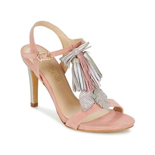 Fericelli PATIERNA Rose Schuhe Sandalen / Sandaletten Damen 77,40