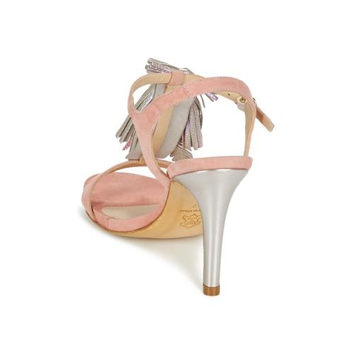 Fericelli PATIERNA Rose  Schuhe Sandalen / Sandaletten Damen 103,20