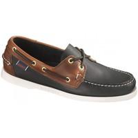 Schuhe Herren Bootsschuhe Sebago Bateau  Spinnaker Leather