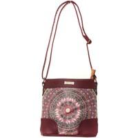 Taschen Damen Geldtasche / Handtasche Smash Sac à bandoulière Clara bordeaux Rot