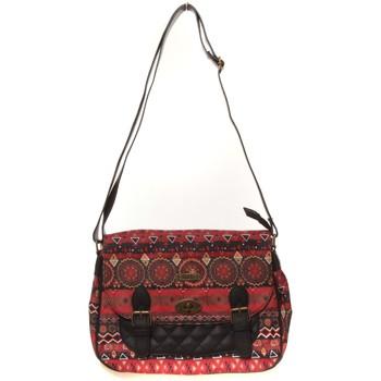 Taschen Damen Umhängetaschen Smash Sac Chary rouge Rot