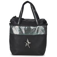 Taschen Damen Handtasche Thierry Mugler Sac Boheme Metalic 1 noir Schwarz
