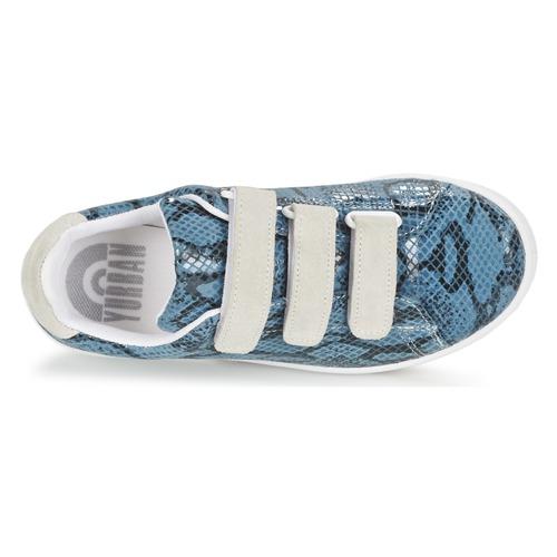 Yurban ETOUNATE Sneaker Blau  Schuhe Sneaker ETOUNATE Low Damen 59,99 6934cd