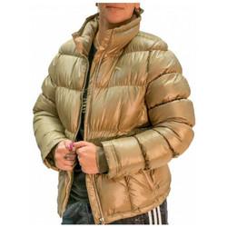 Kleidung Damen Trainingsjacken Puma Padded Bomber jackett