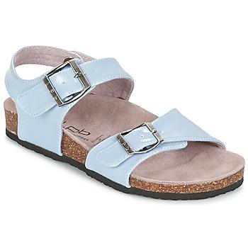 Schuhe Mädchen Sandalen / Sandaletten Les P'tites Bombes J ROSE Blau
