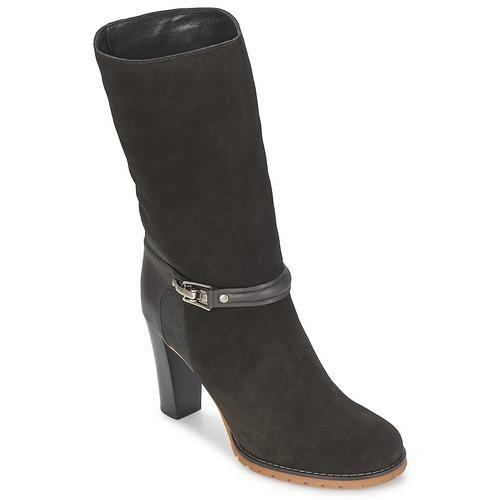 Schuhe Damen Klassische Stiefel See by Chloé SB23117 Schwarz