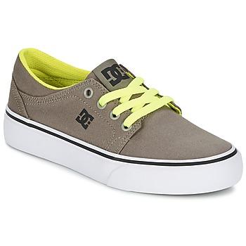 Schuhe Jungen Sneaker Low DC Shoes TRASE TX Maulwurf