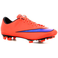 Schuhe Herren Fußballschuhe Nike Mercurial Veloce II FG Orange