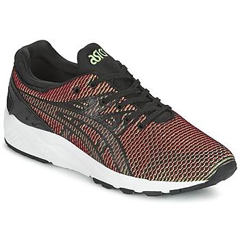 Schuhe Herren Sneaker Low Asics GEL-KAYANO TRAINER EVO Rot / Schwarz