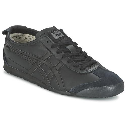 Onitsuka Tiger MEXICO 66 Schwarz  Schuhe Sneaker Low  89,99