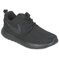 Schuhe Jungen Sneaker Low Nike ROSHE ONE CADET Schwarz