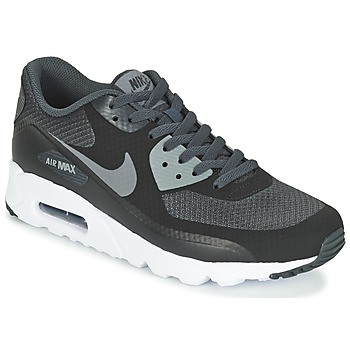 Schuhe Herren Sneaker Low Nike AIR MAX 90 ULTRA ESSENTIAL Grau