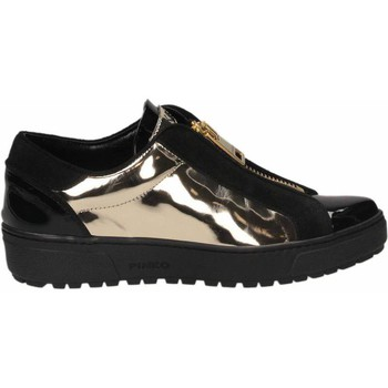 Schuhe Damen Laufschuhe Pinko COMETA nero