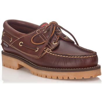 Schuhe Herren Bootsschuhe Snipe NAUTICO CUERO