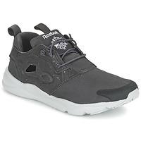 Schuhe Herren Sneaker Low Reebok Classic FURYLITE SP Grau / Weiss