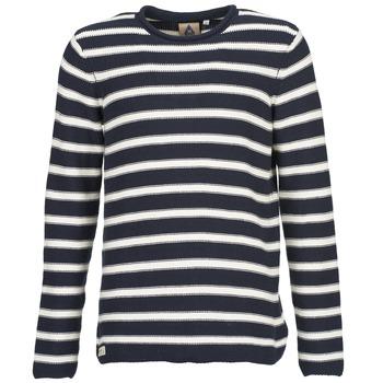 Kleidung Herren Pullover Gaastra DYOGRAM Marine / Weiss