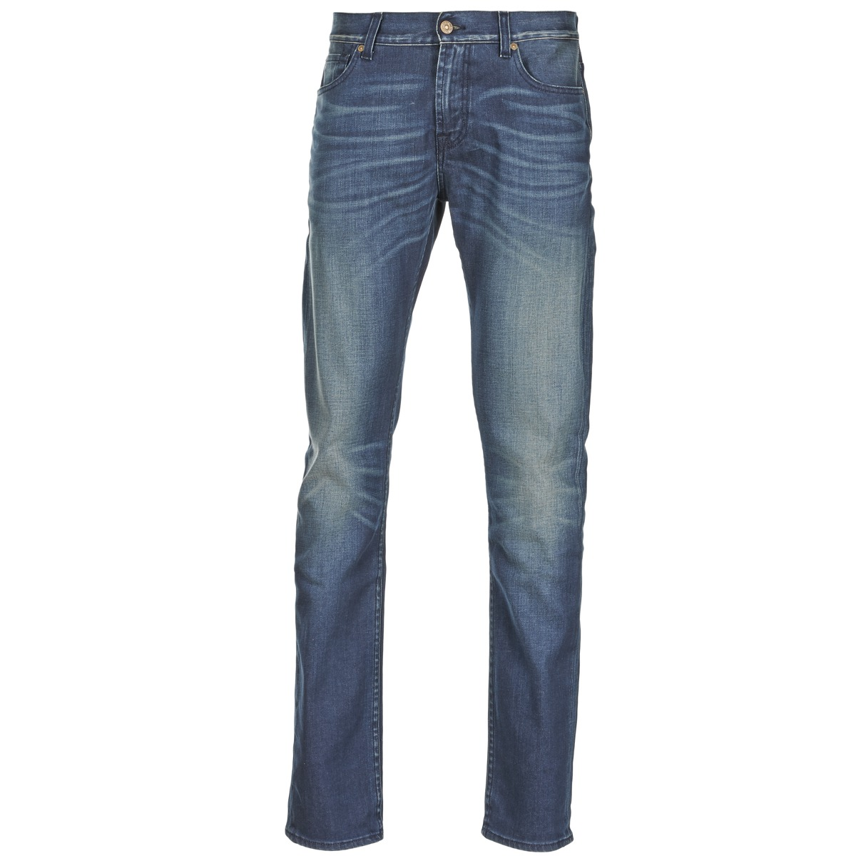 7 for all Mankind RONNIE ELECTRIC MIND Blau