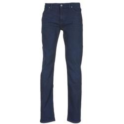 Kleidung Herren Slim Fit Jeans 7 for all Mankind RONNIE WINTER INTENSE Blau