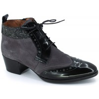 Schuhe Damen Low Boots Hispanitas baltimore hi-40442 grau