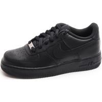 Schuhe Damen Sneaker Low Nike Air Force 1 Noir