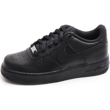 Schuhe Damen Sneaker Low Nike Air Force 1 Noir