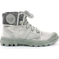 Schuhe Boots Palladium BAGGY TOILE Gris