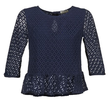 Kleidung Damen Tops / Blusen Betty London EVUNE Marine