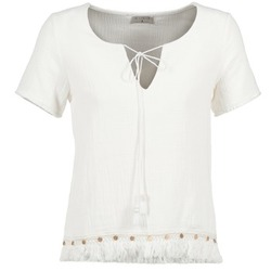 Kleidung Damen Tops / Blusen Betty London ECHRALE Naturfarben