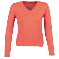 Kleidung Damen Pullover BOTD ECORTA VEY Korallenrot