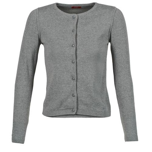 Kleidung Damen Strickjacken BOTD EVANITOA Grau