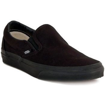 Schuhe Herren Slip on Vans CLASSIC SLIP ON BLACK Multicolore