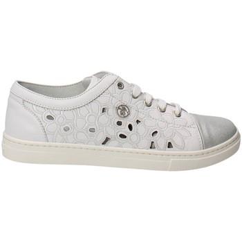 Schuhe Mädchen Sneaker Low Blumarine D1443 Weiss