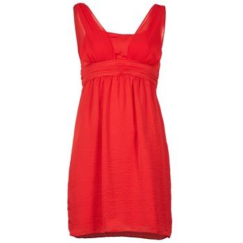 Kleidung Damen Kurze Kleider Naf Naf KYARINA Rot