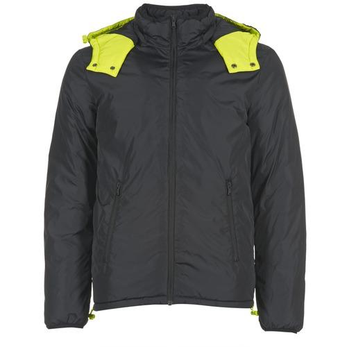 Kleidung Herren Daunenjacken Benetton CUFU Schwarz
