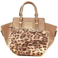 Taschen Damen Handtasche Thierry Mugler Sac Eclat 6 Taupe Braun