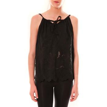 Kleidung Damen Tops Dress Code Debardeur HS-1019  Noir Schwarz