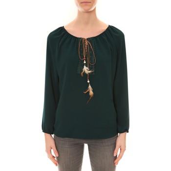 Kleidung Damen Tuniken Dress Code Tunique ZINKA Vert Grün