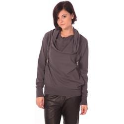 Kleidung Damen Sweatshirts Rich & Royal Rich&Royal Sweet Look Gris Foncé Grau