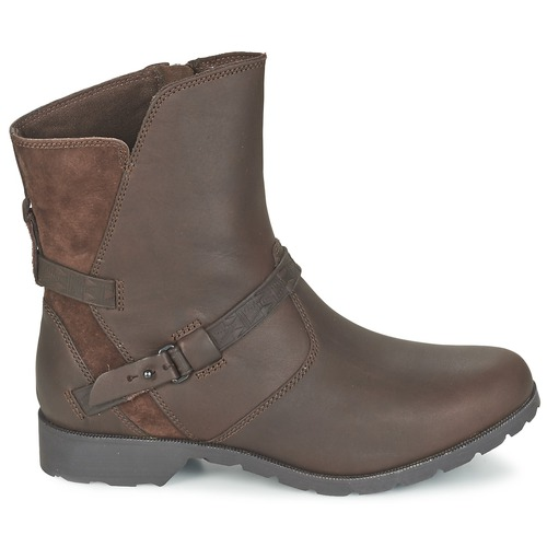 Teva DELAVINA LOW LOW LOW Braun  Schuhe Stiefel Damen 95,20 b8a89b