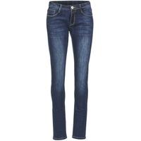 Kleidung Damen Slim Fit Jeans Yurban EBANE Blau
