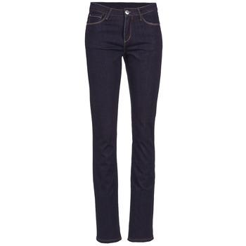 Kleidung Damen Straight Leg Jeans Yurban ESQUANE Blau