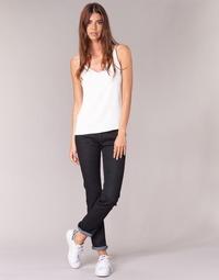 Kleidung Damen Straight Leg Jeans Yurban IESQUANE Schwarz