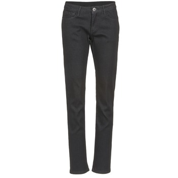 Kleidung Damen Straight Leg Jeans Yurban ETOUBO Schwarz
