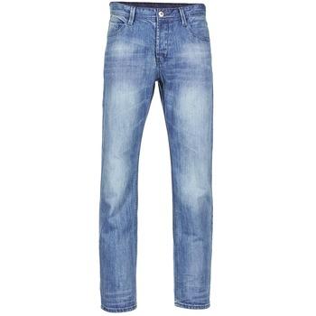 Kleidung Herren Straight Leg Jeans Yurban EMIGUEL Blau