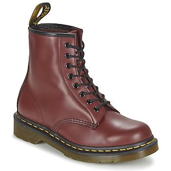 Schuhe Boots Dr Martens 1460 Rot