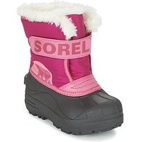Schuhe Kinder Schneestiefel Sorel CHILDRENS SNOW COMMANDER Rose
