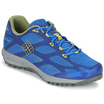Schuhe Herren Laufschuhe Columbia CONSPIRACY IV OUTDRY Blau