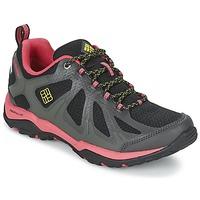 Schuhe Damen Multisportschuhe Columbia PEAKFREAK XCRSN II XCEL LOW OUTDRY Schwarz