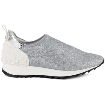 Schuhe Damen Sneaker Low Cult CREAM SLIP ON Argento
